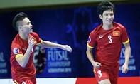 Loại Nhật Bản, Futsal Việt Nam vào bán kết, giành vé đến World Cup