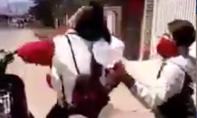 Truy lùng 'nữ quái' ăn mặc giống nam giới đánh dã man nữ sinh cấp 2
