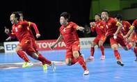 Nhìn lại chiến thắng lịch sử của Futsal Việt Nam trước ĐKVĐ Nhật Bản