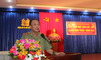 Công an TP.HCM họp mặt báo chí xuân Bính Thân 2016