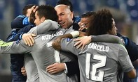 Ronaldo toả sáng, Real đặt chân vào tứ kết