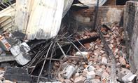 Cháy kho hàng chứa phụ tùng xe, thiệt hại gần 3 tỷ đồng