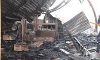 Cháy xưởng gỗ lớn nhất Đà Nẵng