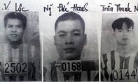 Truy tìm 3 phạm nhân trốn khỏi nơi giam giữ