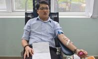 Bác sĩ trẻ đam mê hiến máu tình nguyện cứu người