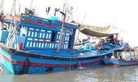 Cứu tàu cá Ninh Thuận gặp nạn giữa biển