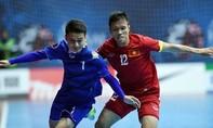Thua 0-8 Thái Lan, Futsal Việt Nam xếp thứ 4 chung cuộc
