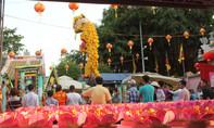Vui xuân lễ hội Chùa Ông xuân Bính Thân 2016 an toàn, lành mạnh