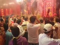 Tưng bừng lễ hội Chùa Bà ở Bình Dương
