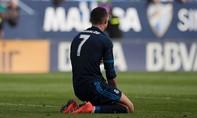 Ronaldo đá hỏng phạt đền, Real bị cầm hoà