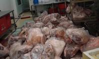 Tiêu hủy hơn 1,6 tấn thịt heo không rõ nguồn gốc