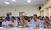 Hội nghị hướng dẫn người ứng cử đại biểu Quốc hội và HĐND các cấp