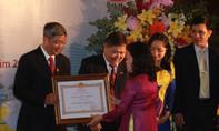 BV Chợ Rẫy đón nhận Huân chương lao động hạng Nhất lần thứ 2