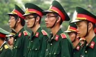 Nhiều điểm mới trong việc tuyển sinh của các trường thuộc khối Quân đội năm 2016