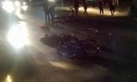 Hai xe tông trực diện, một người chết, một bị thương nặng