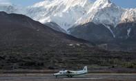 Máy bay chở 21 người mất tích ở Nepal