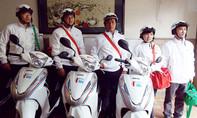 Ra mắt dịch vụ cấp cứu bằng xe gắn máy ở Sài Gòn