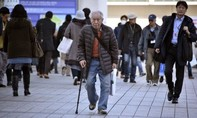 Tỷ lệ sinh thấp, dân số Nhật giảm gần 1 triệu người