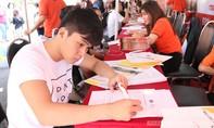 Mỗi thí sinh sẽ được đăng kí hai trường trong đợt xét tuyển đầu tiên