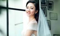 Á hậu Trà My bất ngờ khoe ảnh cưới khiến fan ngỡ ngàng