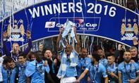 Manchester City nổ tung với chức vô địch Capital One Cup