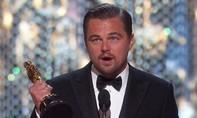 Leonardo DiCaprio giành giải Oscar lần đầu tiên trong sự nghiệp diễn xuất