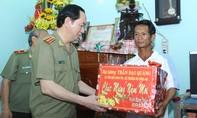 Đại tướng Trần Đại Quang trao 10 căn nhà tình nghĩa cho bà con Cần Giờ