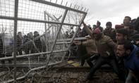 Thảm cảnh tại Idomeni, Hy Lạp