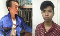 Hình sự đặc nhiệm truy đuổi hai tên cướp giật như phim giữa trung tâm Sài Gòn