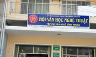 Chủ tịch Hội Văn học nghệ thuật tỉnh Bình Thuận bị khởi tố