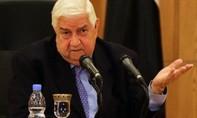 Chính quyền Syria đặt điều kiện để đàm phán hòa bình