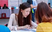 Hơn 2.000 lao động tham gia sàn giao dịch việc làm 2016