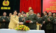 Ký quy chế phối hợp xây dựng phong trào toàn dân bảo vệ an ninh Tổ Quốc
