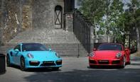 Porsche trình làng 12 phiên bản mẫu 911 tại Việt Nam