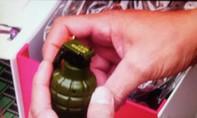 Vật thể lạ nghi là lựu đạn phát hiện tại sân bay chỉ là đồ chơi