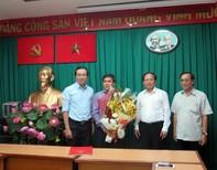 Bổ nhiệm Tổng Giám đốc HTV giữ chức vụ Phó trưởng Ban Tuyên giáo Thành ủy TP.HCM.