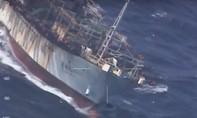 Argentina bắn chìm tàu cá Trung Quốc đánh bắt hải sản trái phép