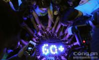 5.000 bạn trẻ hưởng ứng Chiến dịch 'Giờ Trái Đất 2016'