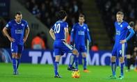 Hoà đáng tiếc, Leicester City có nguy cơ mất ngôi đầu