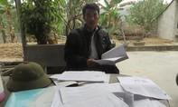 Nước mắt của một cựu binh: Bỗng dưng mất đất