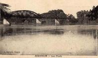 Người dân Biên Hòa quen gọi cầu Ghềnh là cầu Gành
