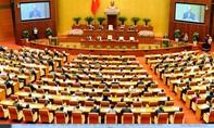 Khai mạc kỳ họp thứ 11, Quốc hội khóa XIII