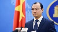 Việt Nam lên án mạnh mẽ các vụ tấn công ở Bỉ