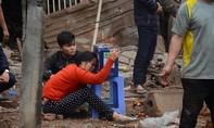 Một nạn nhân trong vụ nổ ở Hà Đông tử vong sau 4 ngày điều trị