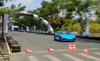 """Mục sở thị"" 22 mẫu xe Porsche tại TP.HCM"