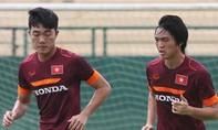 Tuấn Anh, Xuân Trường đá trận gặp Đài Loan