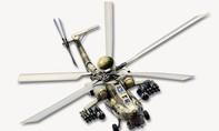 Uy lực của trực thăng tấn công Mi-28N - Át chủ bài của không quân Nga