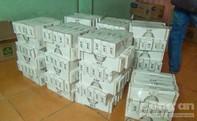 Thu giữ 734 cây thuốc lá lậu các loại