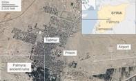 Quân đội Syria tái chiếm thành phố Palmyra từ tay IS