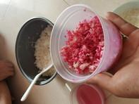 Không phát hiện bất thường trong mẫu gạo nghi nấu cơm đổi màu đỏ ở Sài Gòn